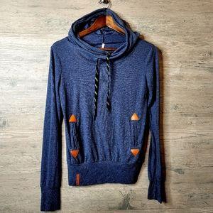 Lucky Brand Soft Knit Hoodie Sweatshirt. Perfect!